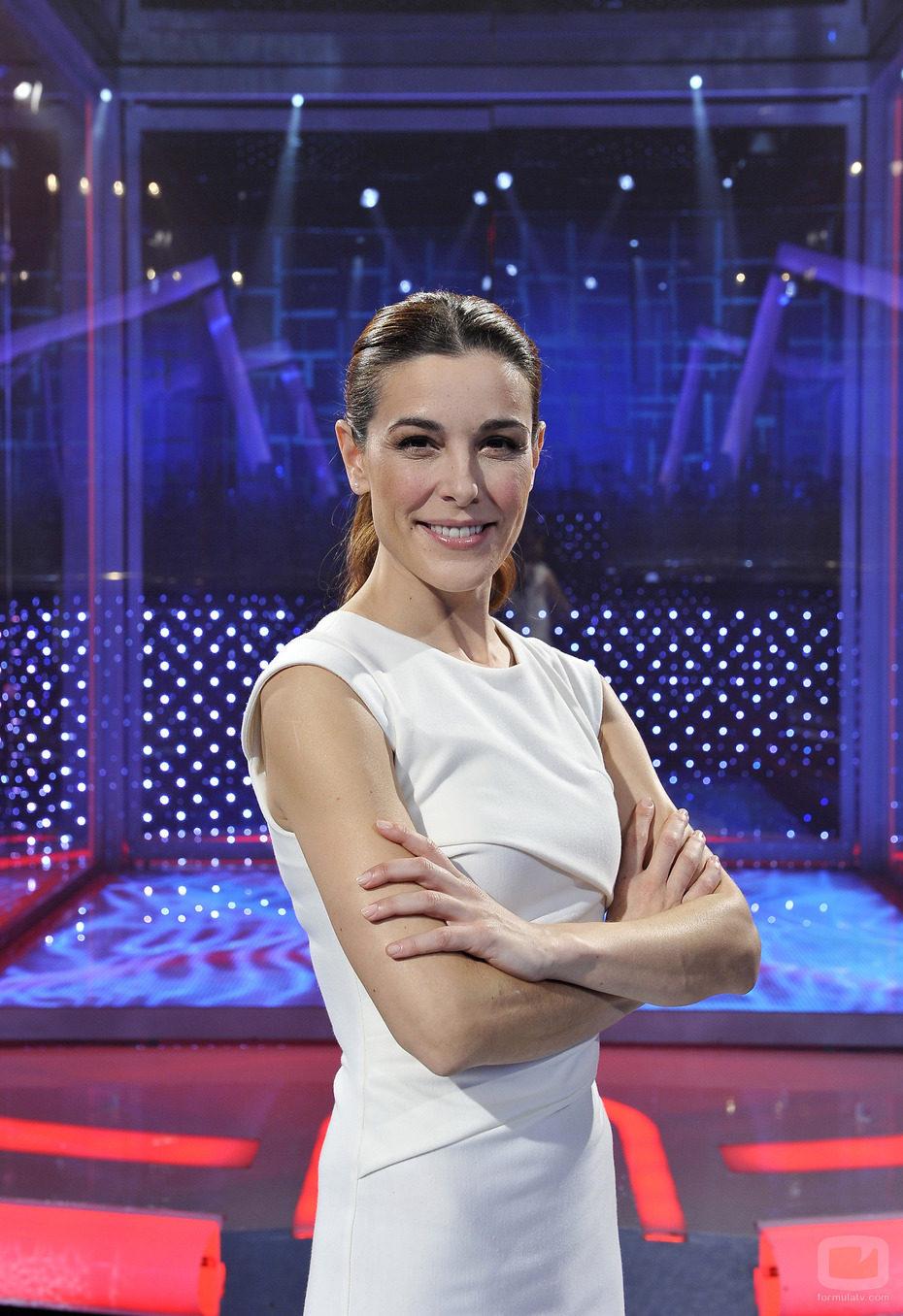 Raquel Sánchez Silva presenta 'El cubo'