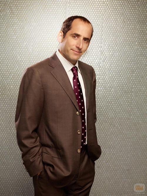 Peter Jacobs en la última y definitiva temporada de 'House'