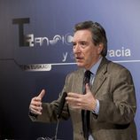 El periodista y presentador Iñaki Gabilondo