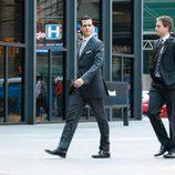 Los abogados Harvey Specter y Mike Ross