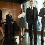 Reparto de la serie 'Suits: La clave del éxito'