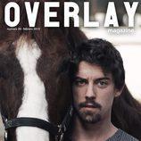 Portada de Overlay Magazine con Adrián Lastra