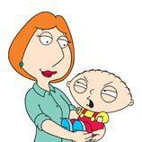 Lois y Stewie