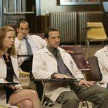 Reunión de médicos en 'House'