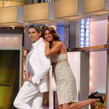 Boris Izaguirre y Ana García Siñeriz, presentadores de 'Channel Nº4'