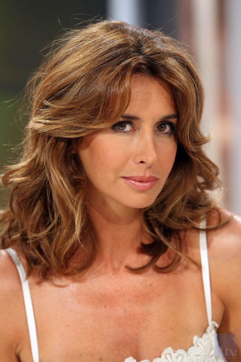 Ana García Siñeriz posa para el programa 'Channel nº 4'