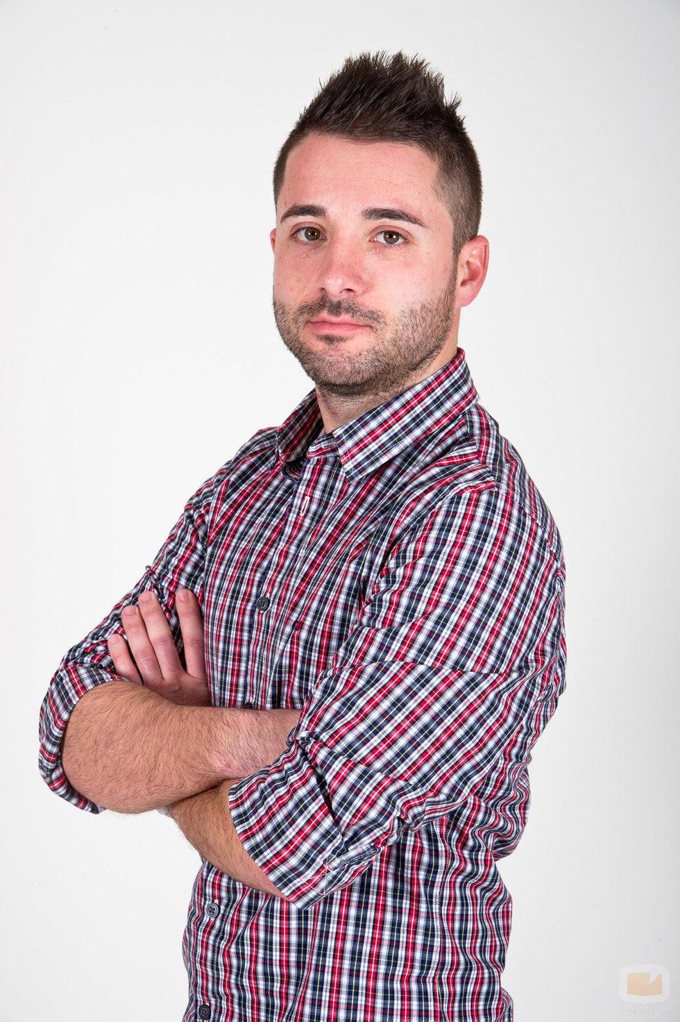 Cristian Villaescusa, concursante de 'Gran Hermano 12+1'