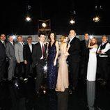 El equipo de Canal+ para los Oscar 2012 al completo