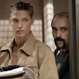 Laura Sánchez en 'La fuga'