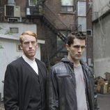 Kyle Gatehouse y Sam Witwer