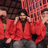 Miguel Martín, Vaquero y Nacho García se divierten en 'Otra movida'
