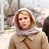 Claire Danes hace de Carrie Mathison en la serie 'Homeland'