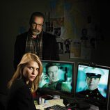 Carrie Mathison y Saul Berenson investigan a Nicholas Brody