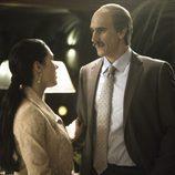 Isabel Pantoja y Diego Gómez en 'Mi Gitana'