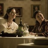 Isabel Pantoja (Eva Marciel) y María del Monte (Lulu Palomares)