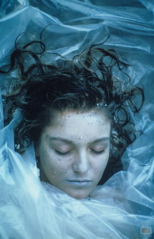 Cadáver de Laura Palmer en 'Twin Peaks'