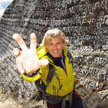 Jesús Calleja en 'Desafío Everest'