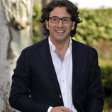 Antonio Garrido en la rueda de prensa de 'Los protegidos'