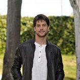 Luis Fernández en la tercera temporada de 'Los protegidos'