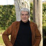 Óscar Ladoire en la presentación de 'Los protegidos'