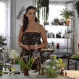 La actriz Marta Torné en 'Los Protegidos'