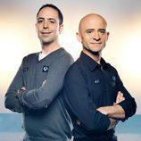 Jacobo Vega y Antonio Lobato en Antena 3