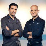 Antonio Lobato y Marc Gené en Antena 3
