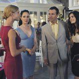 Escena del capítulo 3 de 'Revenge', emitida en Telecinco
