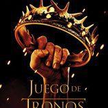 Cartel de la segunda temporada de 'Juego de tronos' en Canal+
