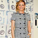 Paula Vázquez en la presentación de 'El número uno'