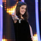Amaia Romero, concursante de la primera edición de 'El número uno'