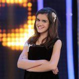 Amaia Romero, concursante de 'El número uno'