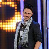 Pablo Vega, concursante de 'El número uno'
