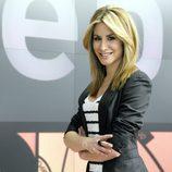 La presentadora Ainhoa Arbizu