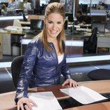 Ainhoa Arbizu, presentadora de los deportes de Antena 3