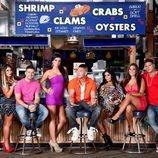 Los protagonistas de 'Jersey Shore' regresan a  Seaside Heights en su quinta temporada