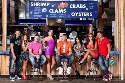 Los protagonistas de 'Jersey Shore' regresan a  Seaside Heights en su quinta temporada