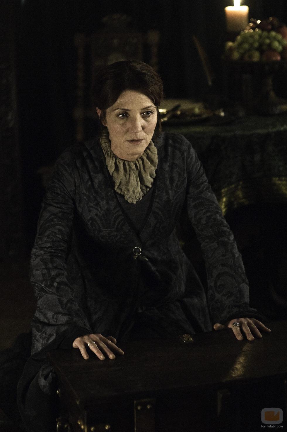 Michelle Fairley es Catelyn Stark en 'Juego de tronos'