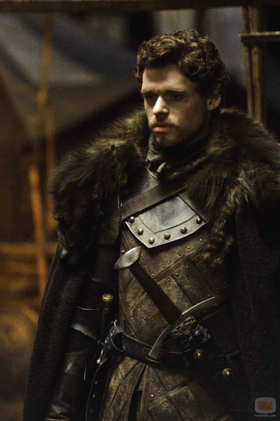 Robb Stark (Richard Madden), el rey del norte en 'Juego de tronos'
