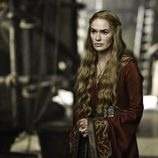 Cersei Lannister (Lena Headey) en la segunda temporada de 'Juego de tronos'