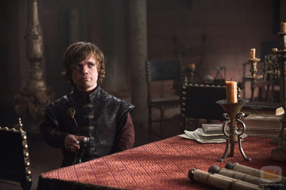 Peter Dinklage es el Gnomo Tyrion Lannister en 'Juego de tronos'