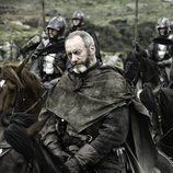Liam Cunningham es Davos Seaworth en 'Juego de tronos'