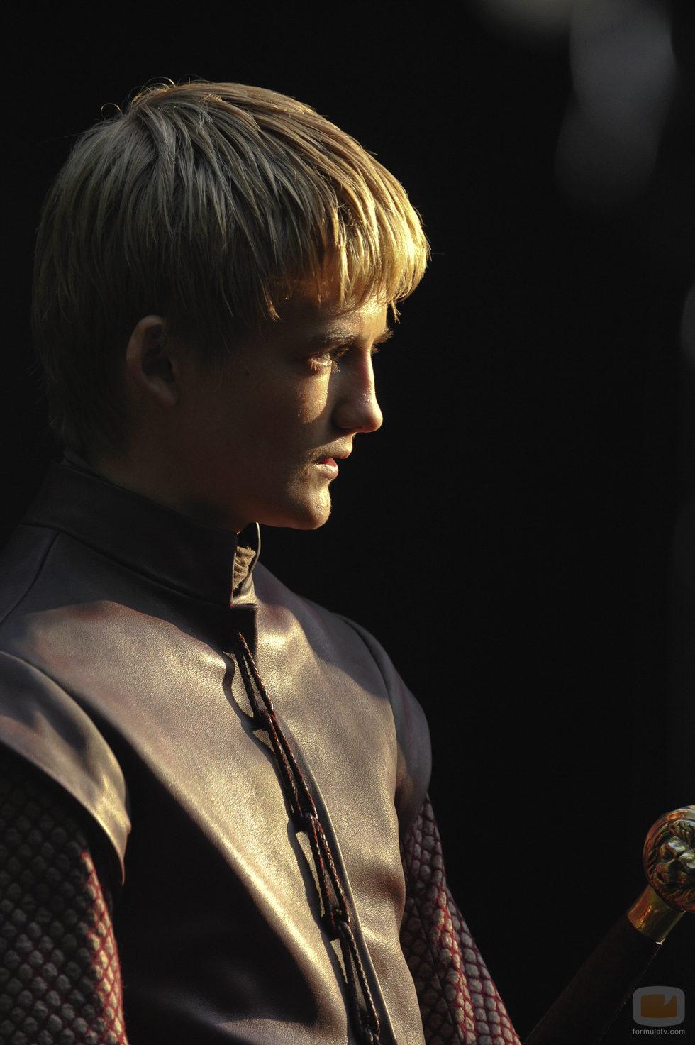 Jack Gleeson es Joffrey Baratheon en 'Juego de tronos'