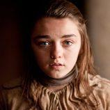 Maisie Williams da vida a la valiente Arya Stark en 'Juego de tronos'