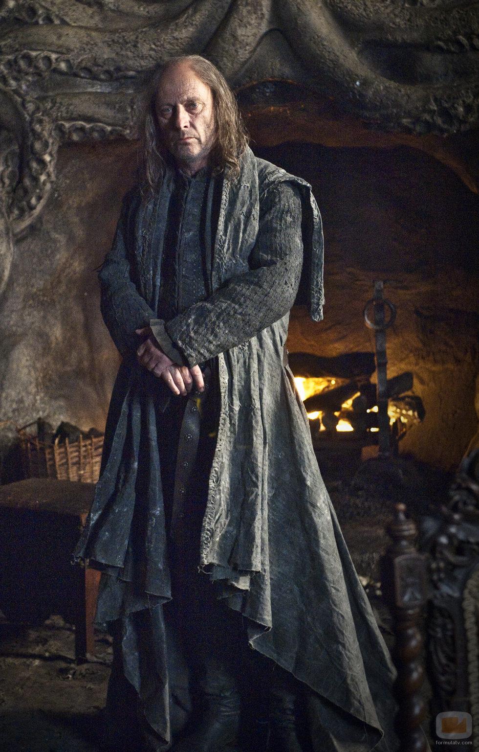 Patrick Malahide es Balon Greyjoy en 'Juego de tronos'