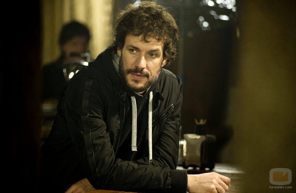 El teniente Raúl de 'Luna, el misterio de Calenda'