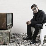 Andreu Buenafuente sonríe ante su regreso a televisión