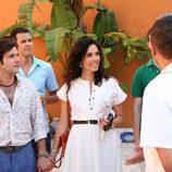 Carmina Ordoñez de la mano con Julián Contreras en 'Carmina'