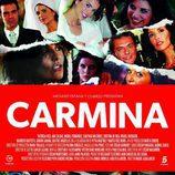 Cartel de la tv movie de Telecinco, 'Carmina'