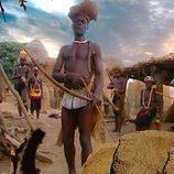 La tribu Tamberma de 'Perdidos en la tribu'